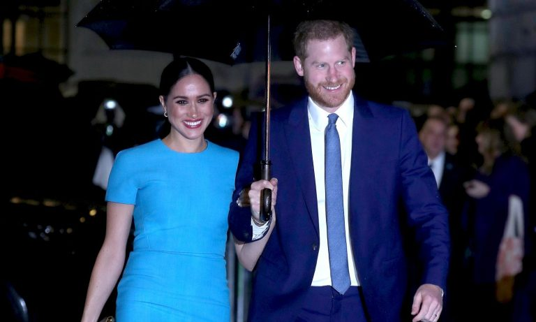 How Meghan And Harry's LA Pregnancy Pic Was Taken From London – The Fresh Toast
