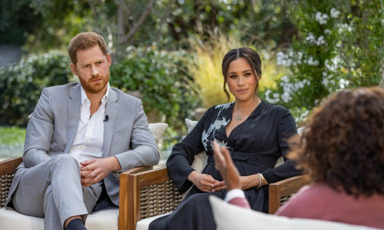 Meghan And Harry's Oprah Interview Drives Twitter Wild – The Fresh Toast