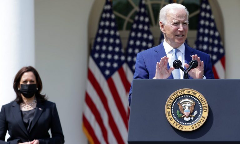 President Biden Is Too Busy To Legalize Cannabis? That's What VP Harris Claims – The Fresh Toast