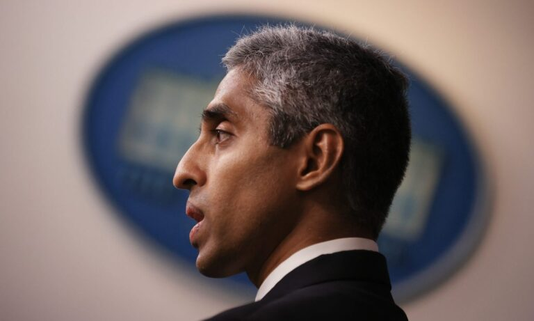 US Surgeon General Vivek Murthy: There Is 'No Value' Incarcerating People For Cannabis Use