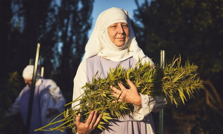 Holy Smokes! Meet The Nuns Who Grow Weed