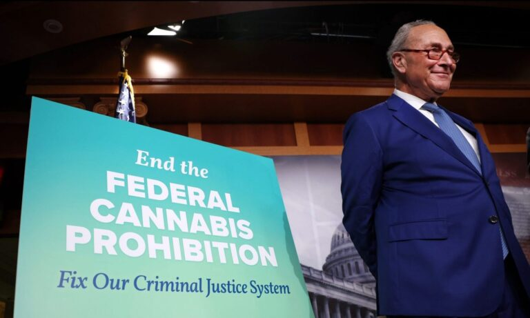 Did You Leave A Public Comment On Schumer's Nationwide Marijuana Legalization Proposal?