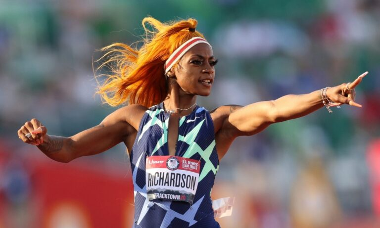 Olympic Cannabis Ban To Be Re-Examined After Sha'Carri Richardson Disqualification