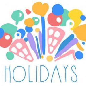 Group logo of Holidays
